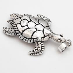 Pendentif tortue marine