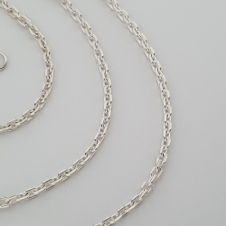 Silver Cable chain