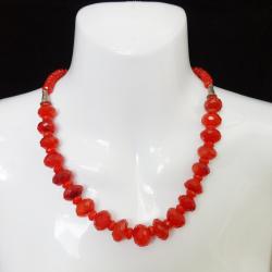 Cornaline necklace