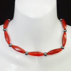 Naranja Collar Ágata