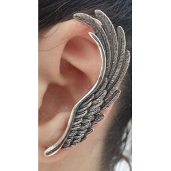 Alrededor del oído Plata (pendiente)