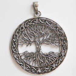Tree Life Pendant Silver 925