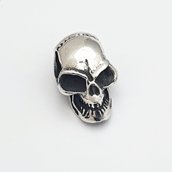 Skull silver pendant
