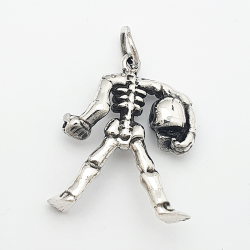 Pendentif squelette