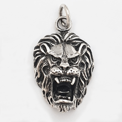 Pendentif lion